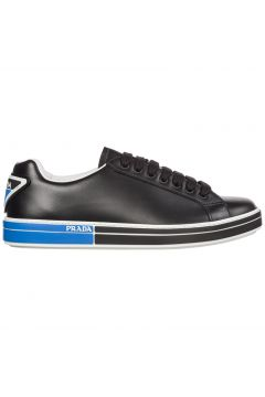 Men's shoes leather trainers sneakers(116935737)