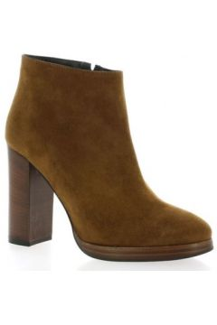 Bottines Fremilu Boots cuir velours(101673093)