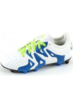 Chaussures de foot enfant adidas X 15.3 FG/AG Leather Junior(115487032)