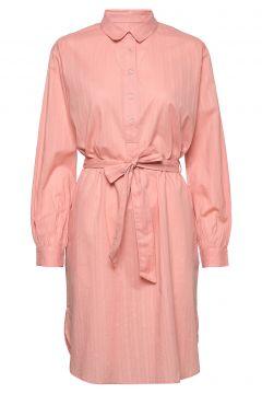 Ameline Shirtdress Kleid Knielang Pink MOSHI MOSHI MIND(114164557)