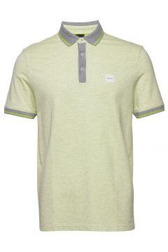 Partey Polos Short-sleeved Beige BOSS(114468405)