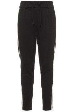 NAME IT Rayures Sur Les Côtés - Cordon De Serrage Pantalon Women black(93098825)