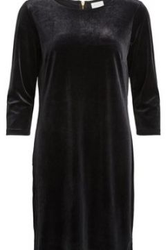 Robe Vila VIMINNY VELVET 3/4 SLEEVE DRESS(115435404)