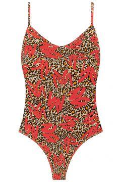 Ethika Ym Leopard Bodysuit Underwear rood(95393891)