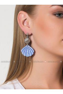 Blue - Earring - Modex(110314414)