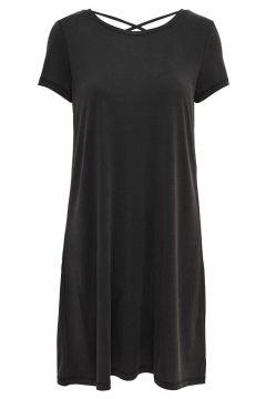 ONLY Rückenträger Kleid Damen Schwarz(116331627)