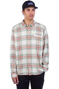 Patagonia LW Fjord Flannel Shirt whyte celadon(97840556)