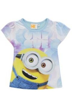 Character Short Sleeve T Shirt Infant Girls - Minions(100543222)