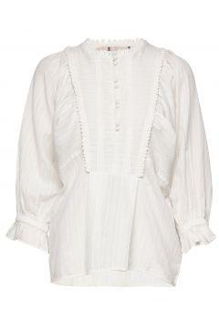 Blouse Bluse Langärmlig Weiß NOA NOA(108467522)