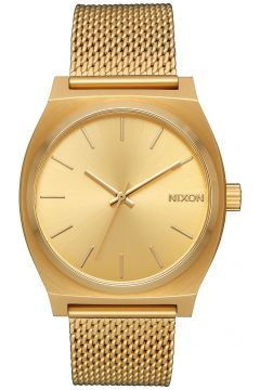 Nixon The Time Teller Milanese all gold(97764730)