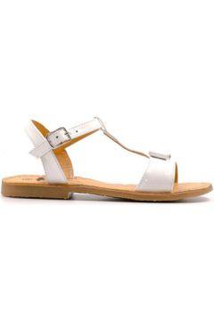 Sandales enfant Boni Classic Shoes Sandales en cuir vernis à boucles - BLANCA II(115419665)
