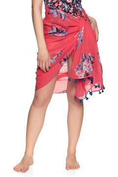 Joules Sirena Sarong - Red Floral(110372001)