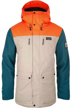 Planks Good Times Insulator Jacket bruin(107451843)