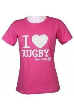 T-shirt Ultra Petita Tee-shirt - I love rugby classic -(88694043)