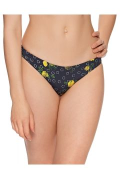 RVCA Dazed Medium Damen Bikiniunterteil - Black(110374318)