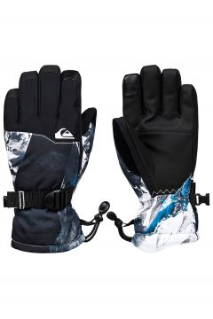 Quiksilver Mission Gloves blauw(109249784)