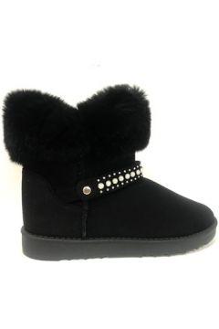 Boots Nice Shoes Boots Noir KB-032(115473079)
