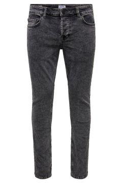 ONLY & SONS Onsloom Slim Mid Grey Slim Fit-jeans Man Grå(114598177)