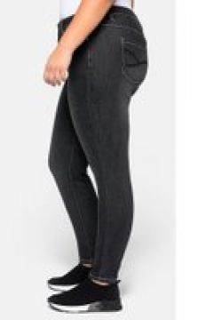Sheego Jeans Sheego black Denim(111496451)