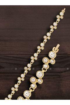 Golden tone - Bracelet - Forivia Accessories(110334029)