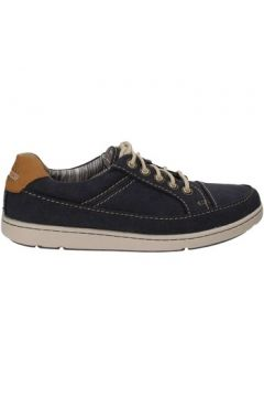 Chaussures Rockport H80348 Sneakers Man Bleu(115642092)