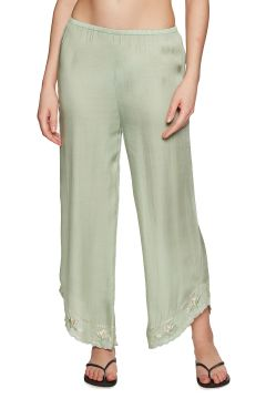 Pantalon Femme Amuse Society Tequila Sunrise - Palm Green(111333399)