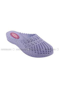 Purple - Sandal - Slippers - Gezer(110328622)
