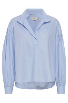 Josephina Shirt Langärmliges Hemd Blau MORRIS LADY(108942724)