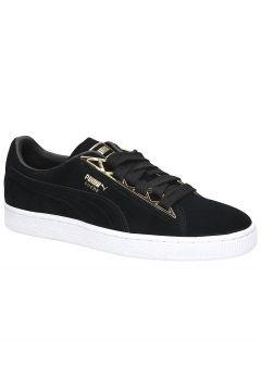 Puma Suede Jewel Metalic Sneakers zwart(85176637)