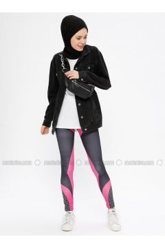 Black - Legging - Şımart(110332493)
