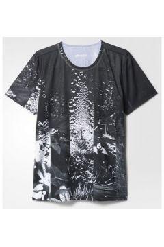 T-shirt adidas S19 TEE_02 Black(115483560)