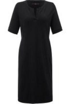 Jersey-Kleid mit 1/2 Ärmel Emilia Lay schwarz(111504187)