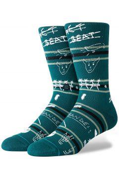 Stance Get Beat Socks groen(109183897)