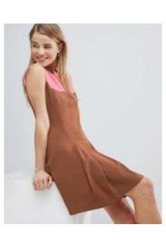 Louche - Kleid mit abfallendem Saum(86669537)