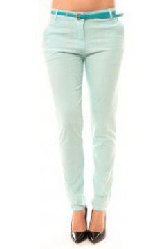 Pantalon Dress Code Pantalon Luizaco L705 Vert(88501514)