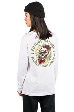 Element Til Death Long Sleeve T-Shirt wit(96894397)