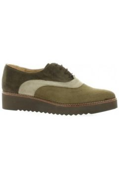 Chaussures Vidi Studio Derby cuir velours(115612174)