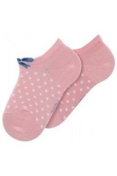 Chaussettes enfant Achile Invisibles pois et noeuds en coton(115397246)