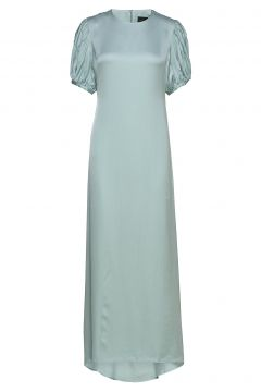 Elsa Long Dress Maxikleid Partykleid Blau BIRGITTE HERSKIND(109200416)