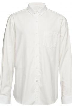 Cub Shirt S/S - Army Hemd Casual Weiß FORÉT(114153133)