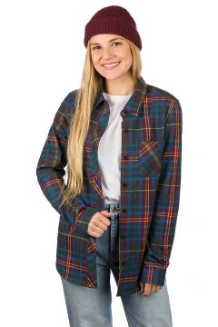 Coal Curlew Shirt LS grijs(100661606)