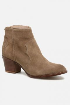 Zadig & Voltaire - Molly Suede - Stiefeletten & Boots für Damen / beige(111582875)