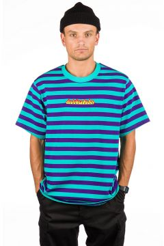 Teddy Fresh Horizontal Stripe T-Shirt blauw(98384182)