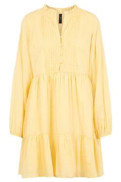 Y.A.S Yassaket Robe Women yellow(110451210)