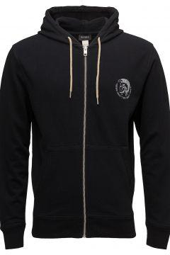 Umlt-Brandon-Z Sweat-Shirt Hoodie Pullover Schwarz DIESEL MEN(115534409)