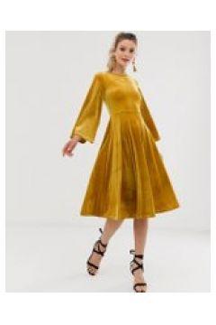 Closet - Kleid mit ausgestelltem Rock(94156070)