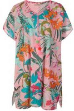 Tunika mit Tropical Print aus sommerleichter Baumwolle Codello light rose(111527548)