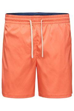 SELECTED Snabbtorkande - Badshorts Man Orange(116330547)