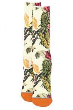 Huf Digital Paraiso Fashion Socks - Natural(115309747)