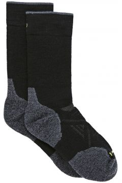 Smartwool PhD Outdoor Medium Crew Walking Socks - Black(115309362)